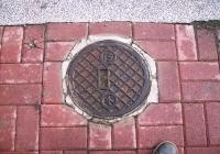 污水檔土座鑄鐵蓋