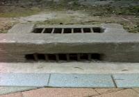 中正紀念堂洩水孔