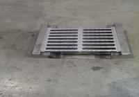 廚房排水溝用鑄鋁溝蓋與不�袗�槽體
