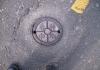 台南縣中心樁鑄鐵框蓋