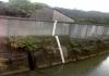 水尺(水位標記)