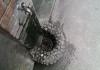 圓形鑄鐵洩水孔蓋