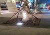 樹穴蓋板(支架+嵌燈)